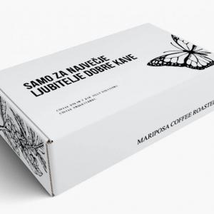 Mariposa kava darilni paket