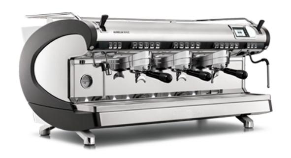 nuova simonelli espresso AURELIA WAVE vol